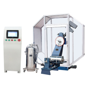 Digital Display Low Temperature Impact Tester