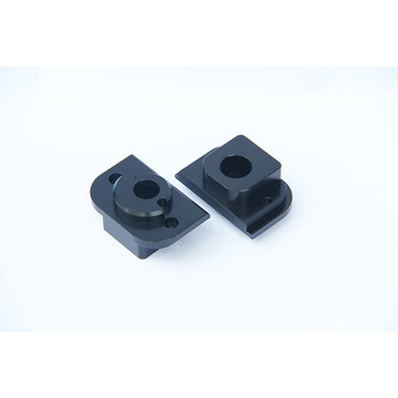 Black Anodized Aluminum Machine Parts