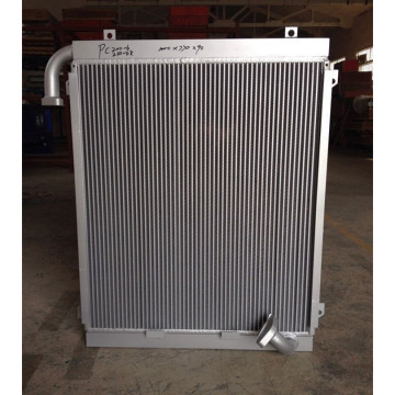 OEM Excavator Radiator PC200-6 Oil Cooler Aluminum