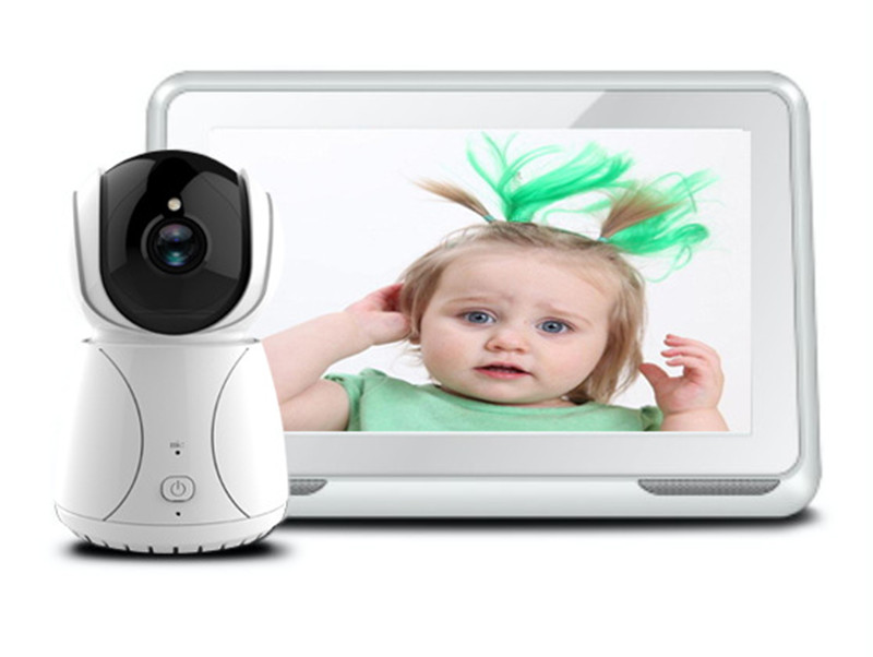 Ips Display Baby Monitor