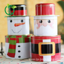 Christmas cookie containers for gifts