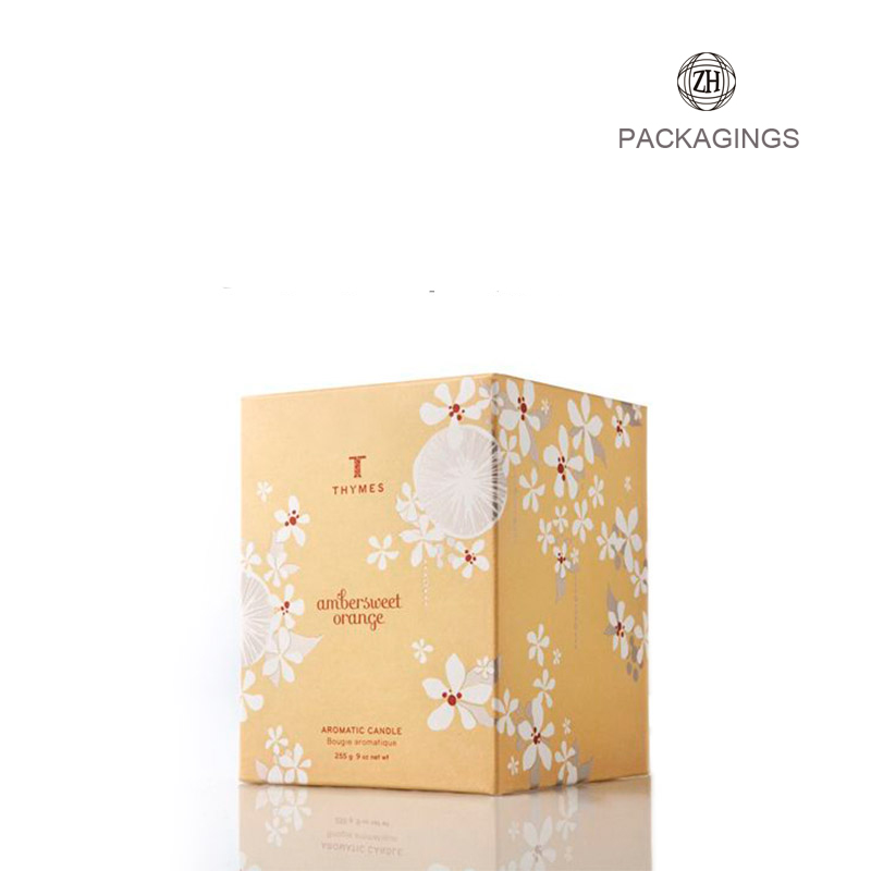 Custom made paper packaging box