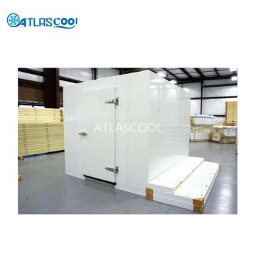 Pu sandwich panel cold room for foods