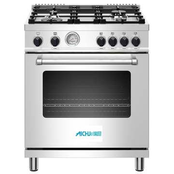 30 inch All Gas Range 4 Burner