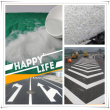 High Efficiency Factory for Road Marking Drop-on Glass Beads Drop on Reflective Glass Bead export to Nepal Importers