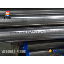 Incoloy 800HT ASTM B163 Seamless Tube