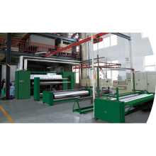 Customized for Single Beam Spunbond Nonwoven Line pp non woven fabric machine supply to Belarus Manufacturer