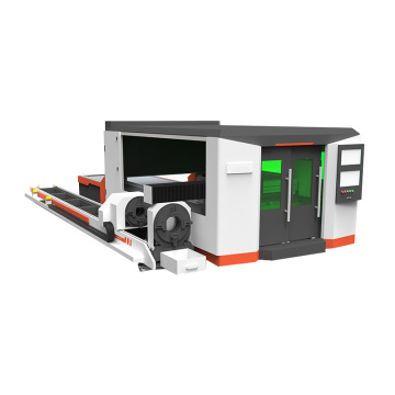 Agent Wanted Metal Tube Fiber Laser Cutting Machine