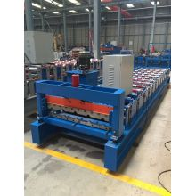Full automatic roofing sheet roll forming machine