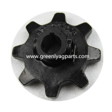 Customized for John Deere Combine spare Parts, John Deere Cornhead Parts From China Manufacturer 71391292 71432138 Gathering Chain Drive Sprocket supply to Gibraltar Manufacturers