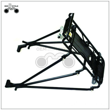 Stocking heavy duty alloy bicycle rear rack