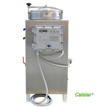 Intelligent solvent purification machine