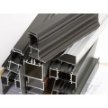 Bronze color extruded aluminum profiles suppliers