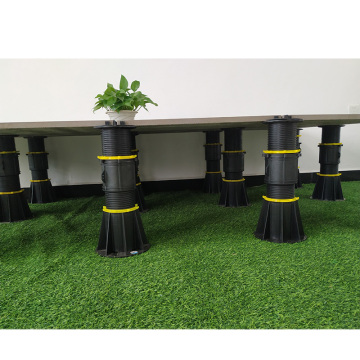 adjustable pedestal material flooring pedestal