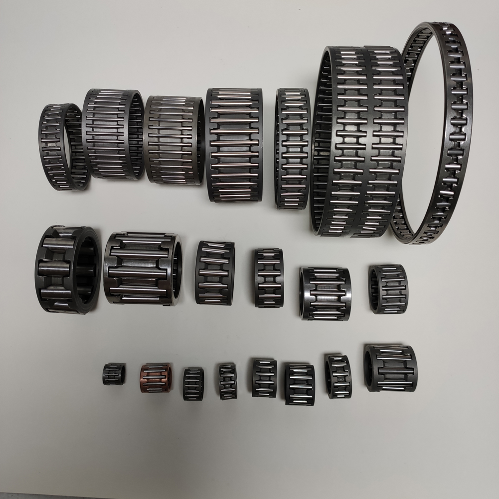 KBK Needle Roller and Cage Assembly Bearings