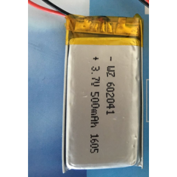 3.7v 400mAh Lipo Battery For Bluetooth Speaker (LP2X4T6)