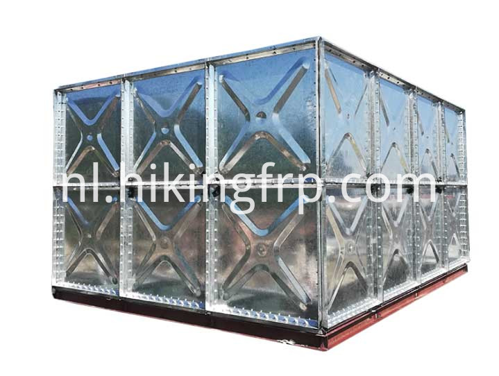 Glavnzied Assembly Water Storage Tank