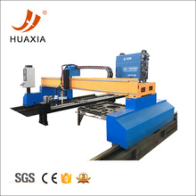 Oxygen cutting machine for large thick metal