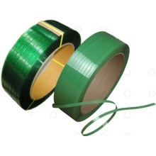 High Quality for China Pp Strapping, High Tensile Virgin Pp Strapping, Woven Pp Strap, High Quality Pp Strap Manufacturer and Supplier green heavy duty box plastic strapping supply to Hungary Importers