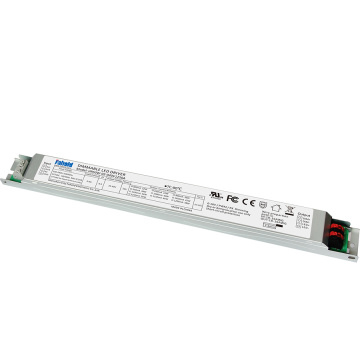 Controlador de luces lineales regulables de 50W 1250mA