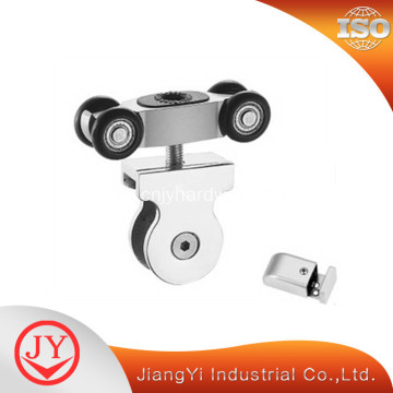 Wall Mount Heavy Duty Sliding Door Track Hardware