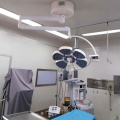 Polygon prism surgical lights