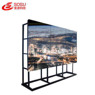 2019 Ultra Narrow Bezel Building Lcd Video Wall