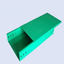 Fiberglass Reinforced Plastics Fire Proof FRP Cable Tray