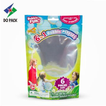 Snack Packaging Bag With Ziplock