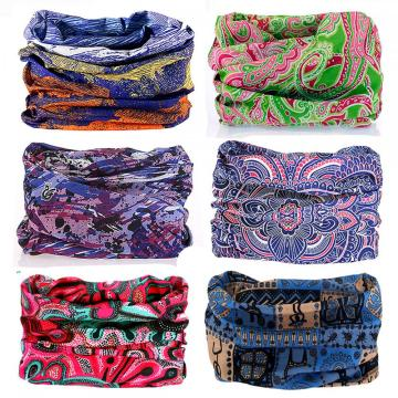 YouGa Multifunctional Headband Elastic Tube Scarf