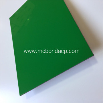 MC Bond Metal Composite Panel Signboard