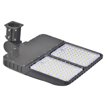 240W LED Shoebox ضوء الثابت 5000K