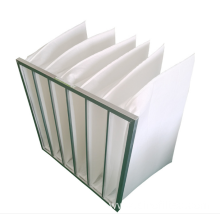 20 Years manufacturer for Medium Filter,Mhepa Filters,Mhepa Air Filters Manufacturers and Suppliers in China Hot Melt Bag Air Filter supply to Saudi Arabia Exporter