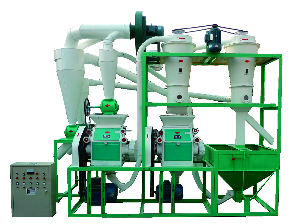 6FTS-10 series double mill equipment