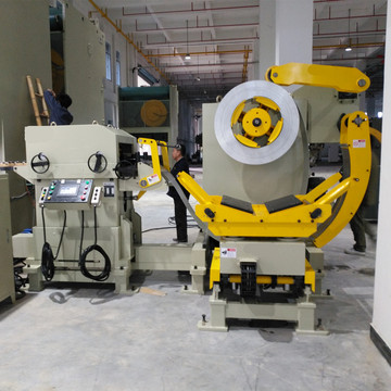 Strip Metal Uncoiler Feeder
