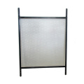Durable and strong steel screen pet grille