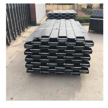 Black Color and Industry Application forklift fork extensions