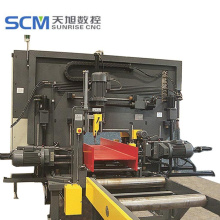 CNC Beams Drilling Machine