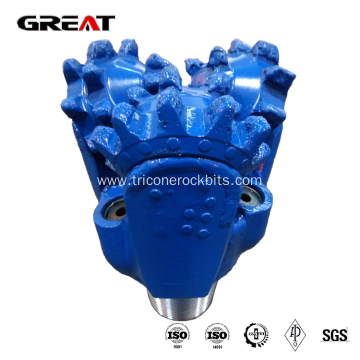 Tricone bit for drilling very soft formation