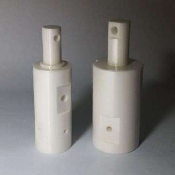 al2o3 alumina ceramic pin piston plunger customized