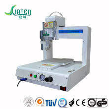 Hot sale Factory for China Visual Dispensing Machine,Dispensing Machine,Liquid Dispensing Machine Supplier desktop hot melt glue dispenser machine supply to Netherlands Supplier