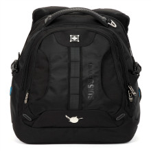 Suissewin Business Laptop Backpack with Earphone Hole
