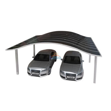 Port Metal Carport Portable Design Car Porch Aluminum