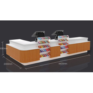 High Quality Cashier Counter For Retail Store