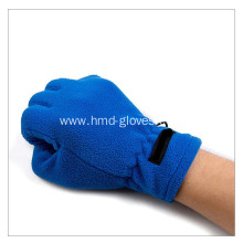 Customized for Polar Fleece Gloves Thinsulate Fleece Outdoor Gloves supply to Togo Wholesale