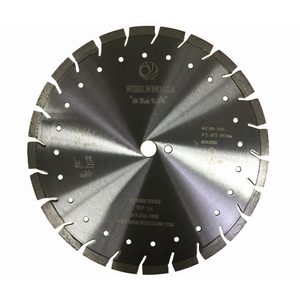 Personlized Products for General Saw Blade Thunder Series - Special Designed Diamond Blade export to Greenland Suppliers
