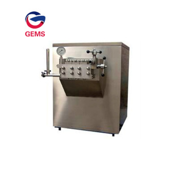 Laboratory Milk Cosmetic Mixer Homogenizer 100L