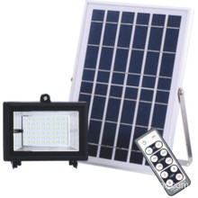 27W Solar LED Flood Light