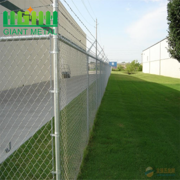 Hot sale chain link wire mesh fencing galvanized