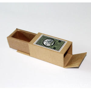 Wholesale price stable quality for Essential Oil Paper Box Kraft Drawer Style Essential Oil Cardboard Packaging Box export to Mongolia Suppliers